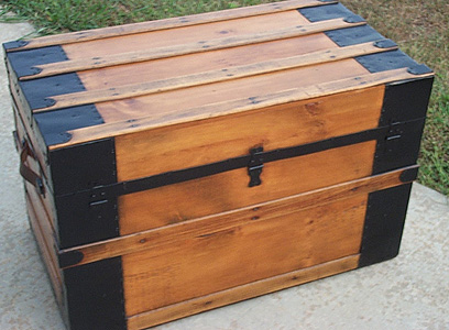 This Old Trunk - Quality Antique Trunks, Restoration, Antique ...