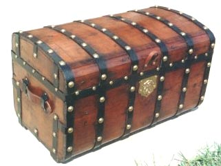This Old Trunk Quality Antique Trunks Restoration Antique Trunks